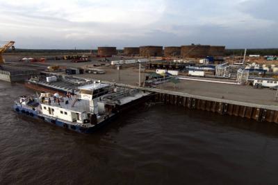 1´776.274 toneladas se han movilizado por el Magdalena