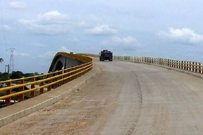 Se iluminaría puente a  Yondó por fallo judicial