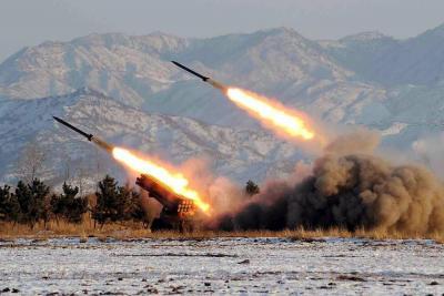 Corea del Norte tendría preparados cuatro misiles para atacar isla de EE. UU.