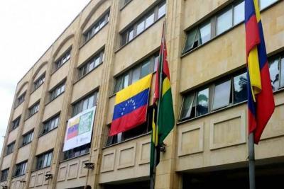Polémica por bandera de Venezuela en la Alcaldía de Bucaramanga