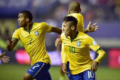 Neymar y toda la 'pesada' jugarán contra Colombia en Eliminatorias