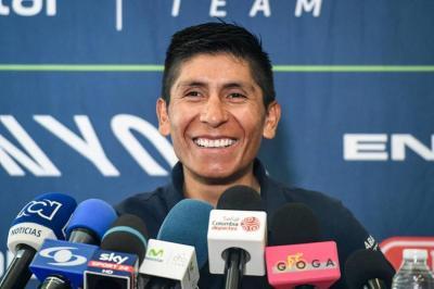 Nairo Quintana dejaría el Movistar y llegaría a este poderoso equipo