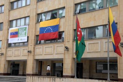 Así llegan los venezolanos buscando ayuda a la Alcaldía de Bucaramanga