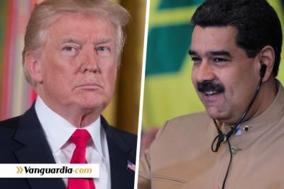 """Donald Trump no descarta """"opción militar"""" en Venezuela"""