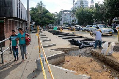 Invertirán $2 mil millones en la Plaza Guarín de Bucaramanga