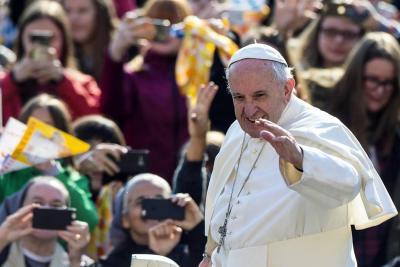 Visita del Papa Francisco a Colombia costaría $30.000 millones