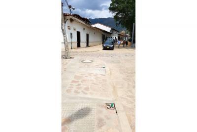 Alameda de Las Nieves quedará lista en un mes