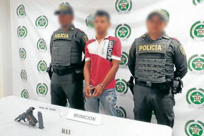 Capturado tendría relación con atentado en Barrancabermeja