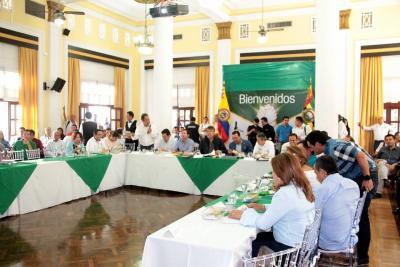 Recursos de Isagén serán distribuidos en 37 municipios de Santander