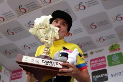 Santandereano Aristóbulo Cala, el 'rey de Colombia' que viene de 'cuna campesina'