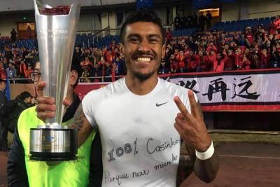 Barcelona oficializó a 'Paulinho' como nuevo refuerzo