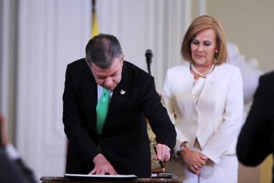 Santandereana Yolanda Pinto ya fue posesionada en la Unidad de Víctimas