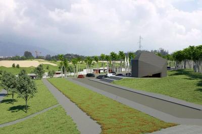 Iniciarán obras de dos parques en Bucaramanga antes de finalizar 2017