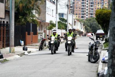 Mujer recibió un tiro en la cabeza en confusos hechos, en Bucaramanga