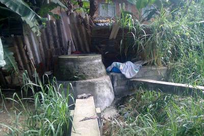 La delincuencia y la contaminación en la quebrada Villanueva no cesan
