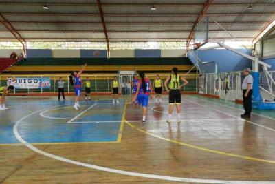San Gil será sede departamental de baloncesto