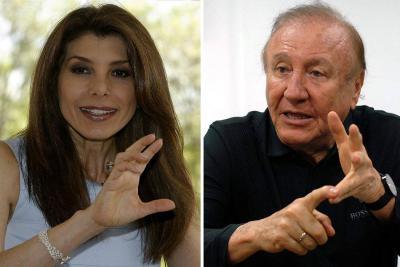 Alcalde de Bucaramanga quiere que Patricia Janiot lo suceda en el cargo