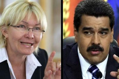 Nicolás Maduro está involucrado en escándalo Odebrecht: exfiscal Luisa Ortega