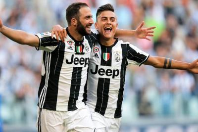 Con Cuadrado en la cancha, la Juventus consiguió su primer triunfo en la Liga