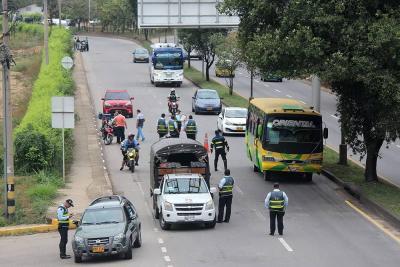 Ya son 33 los fallecidos en accidentes durante este puente festivo en Colombia