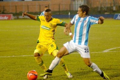 Real Santander igualó con Leones en el Torneo Águila