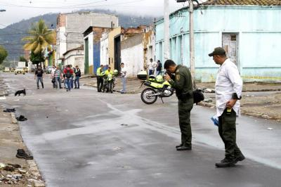 Cae hombre acusado de asesinar a una mujer por venganza en Bucaramanga