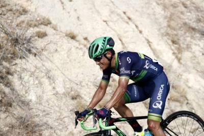 """¡Me siento otra vez ciclista!"": Esteban Chaves"