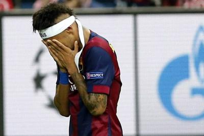Barcelona demanda a Neymar y reclama 8.5 millones por incumplimiento contrato