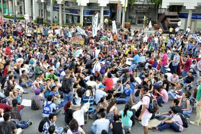 Comunidad de la UIS marcha este jueves contra recorte al presupuesto de ciencia