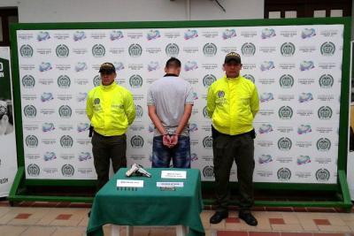 Cayó presunto autor de doble crimen en Bucaramanga
