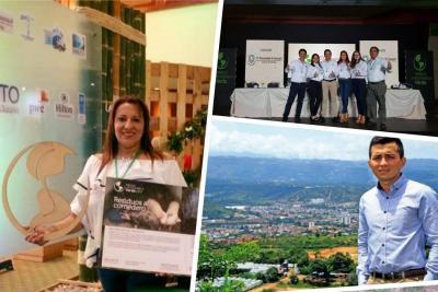 Santandereanos fueron seleccionados en los premios Latinoamérica Verde