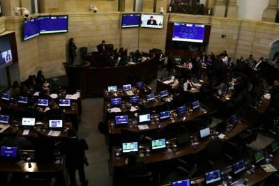 Senado dejará de sesionar para ver el partido de Colombia - Brasil
