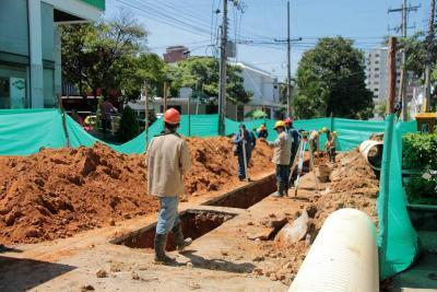 Cierres viales por obras en Cabecera tardarán 45 días