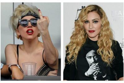 Lady Gaga confiesa que Madonna le molesta
