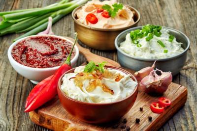 Salsa, el secreto para el sabor de sus comidas