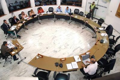Extienden las sesiones extraordinarias del Concejo de Bucaramanga