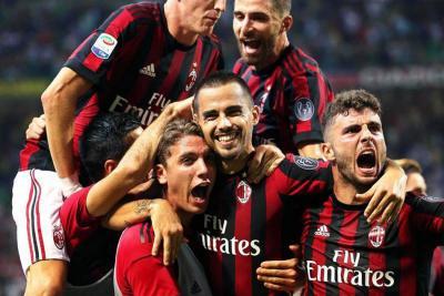 Milán, sin Zapata, mantiene la presión sobre la Juventus de Cuadrado