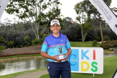 Juan Camilo Vesga sumó un nuevo título nacional