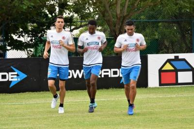 Selección Colombia inicia entrenamientos previos a las Eliminatorias
