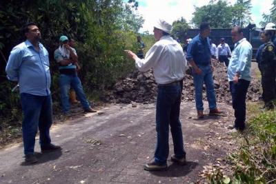 Más de 5 mil usuarios de San Vicente de Chucurí se quedaron sin servicio de gas