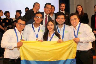 Estudiantes de la UIS clasifican a mundial académico en Estados Unidos