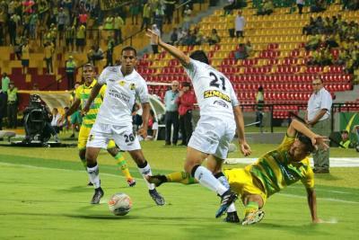 Atlético Bucaramanga venció 1-0 al Alianza Petrolera en la Liga Águila