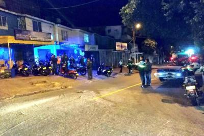 Policía afirma que el hurto a motos viene en aumento en Floridblanca