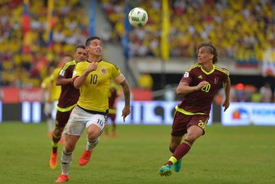 Así es el gigantesco plan de seguridad para el juego de Colombia contra Venezuela