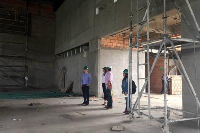 Centro de Convenciones de Bucaramanga va en un 60% de construcción