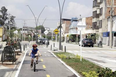En 15 días inician obras de la primera ciclorruta de Bucaramanga