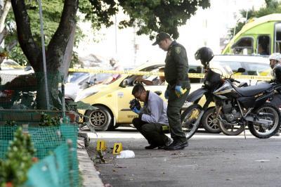 ¿Qué pasó con los hombres heridos tras balacera en Bucaramanga?