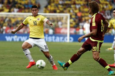 Colombia enfrentará a Venezuela con la mira puesta en Rusia 2018