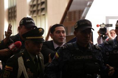 Moreno guardó silencio ante la Corte Suprema de Justicia