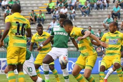 Atlético Bucaramanga perdió 2-1 con el Deportivo Cali en la Liga Águila